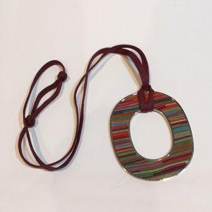 Vintage Hermes Pendant Necklace